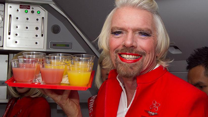 Las azafatas de Virgin Atlantic ya no están obligadas a usar maquillaje