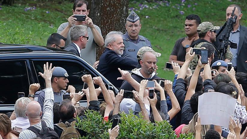 La muerte del nieto de Lula provoca reacciones de insensibilidad y solidaridad en Internet