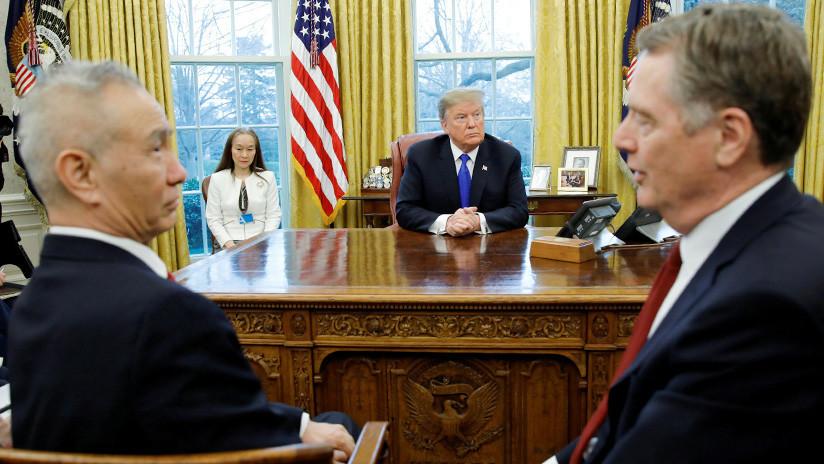 """Goldman Sachs: """"Algunos aranceles"""" de EE.UU. contra China seguirán vigentes aún si se logra un acuerdo comercial"""