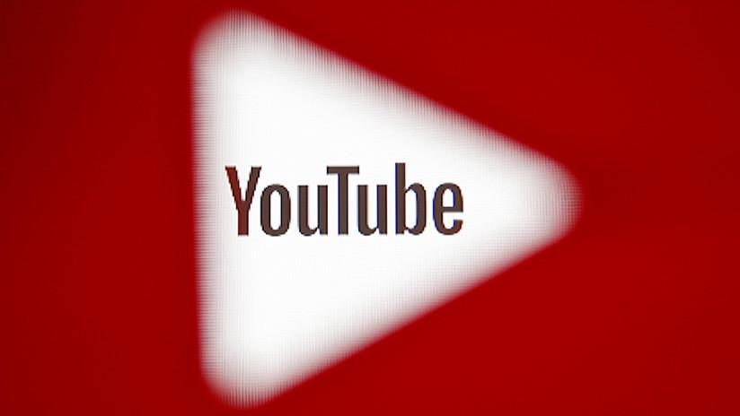 Reportan la caída de YouTube en EE.UU.