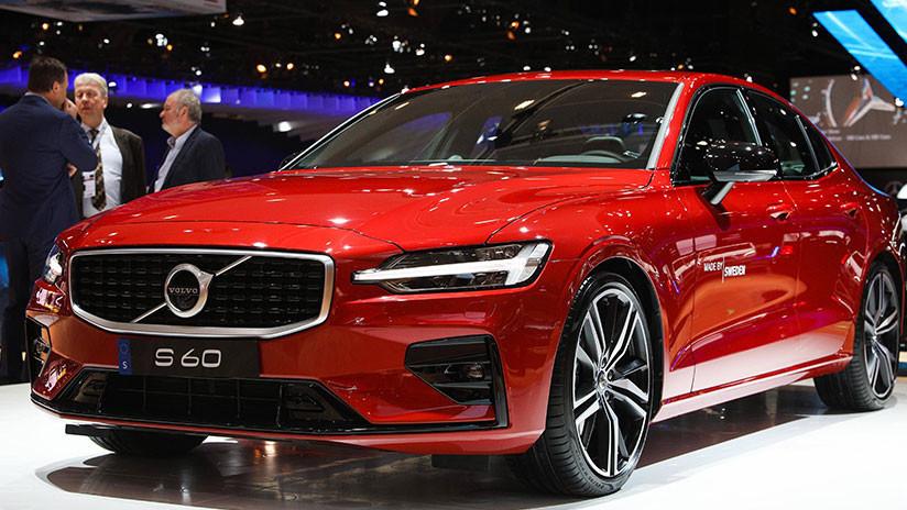 Volvo limitará la velocidad máxima de sus automóviles a 180 km/h en el año 2020