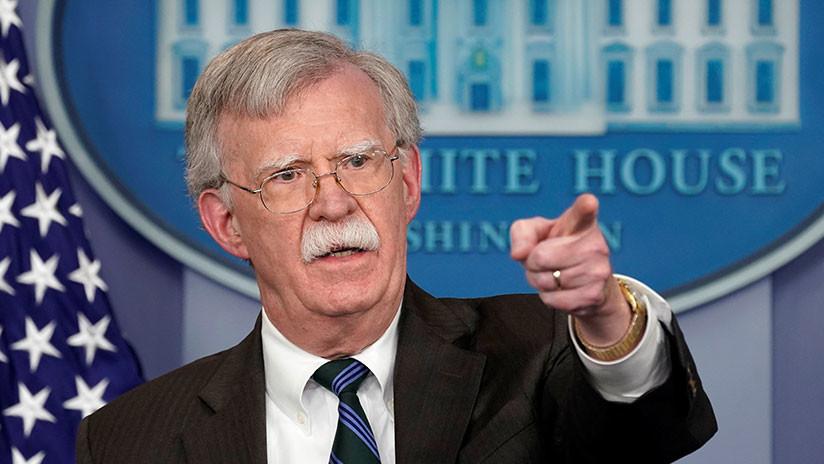 """Moscú condena la declaración """"alocada"""" de Bolton sobre Cuba: """"EE.UU. busca ajustar a América Latina a sus patrones"""""""