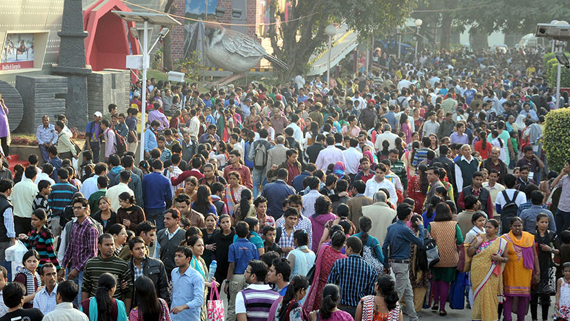 Nueva Delhi lidera la lista de las capitales más contaminadas del mundo
