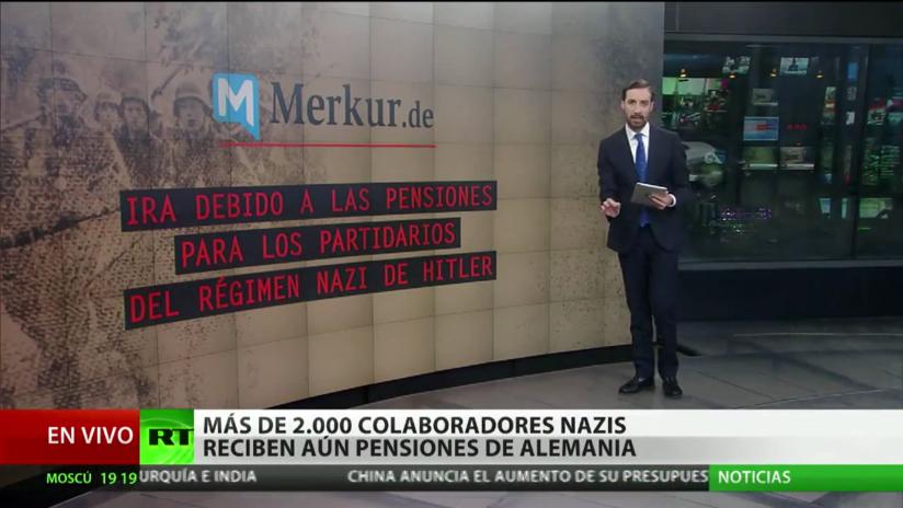 """Experto: """"Alemania normaliza el nazismo y hace un revisionismo histórico"""""""