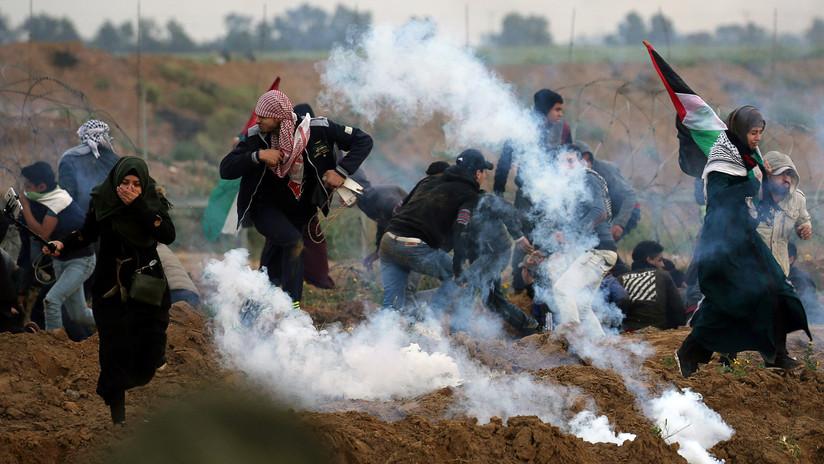 Israel ataca Gaza tras el lanzamiento de globos incendiarios desde territorio palestino
