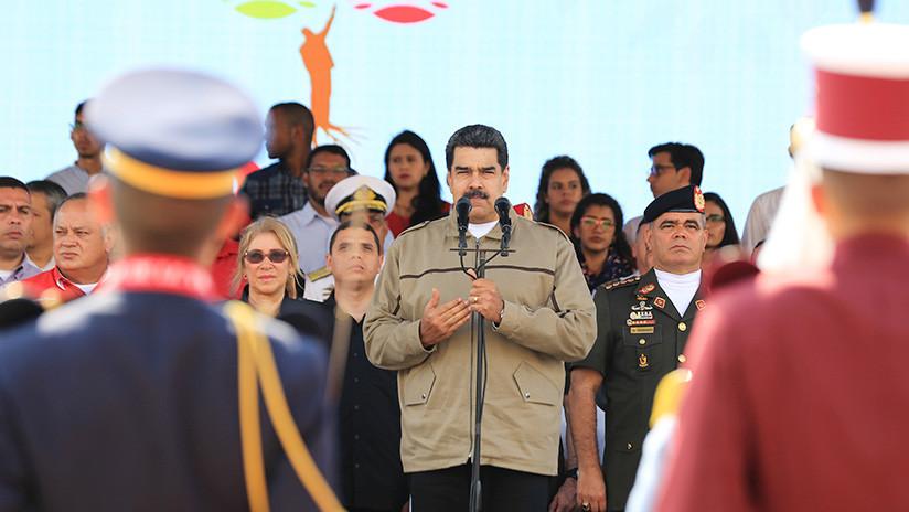 VIDEO: Maduro conmemora el sexto aniversario de la muerte de Hugo Chávez