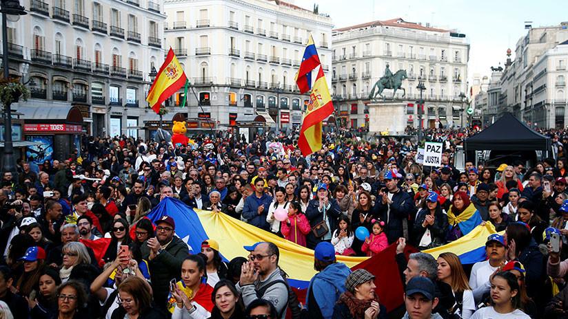 Embajadora venezolana en la UE critica que se use la situación de su país en la campaña electoral en España