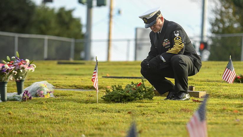 Crece alarmantemente el índice de suicidios entre veteranos del Ejército de EE.UU.