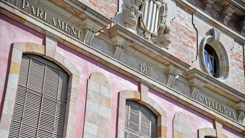 La Guardia Civil acude el Parlamento catalán en busca de pruebas de malversación de fondos