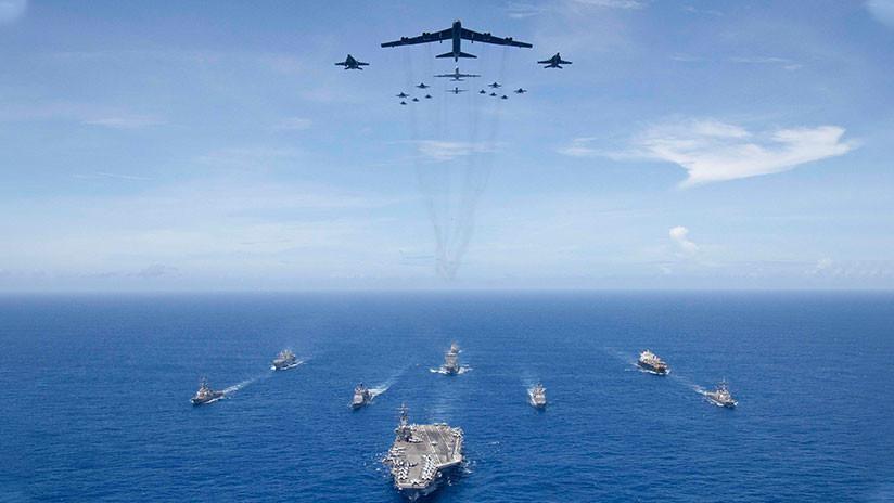 Filipinas teme que Washington le arrastre a una guerra con Pekín en el mar de la China Meridional