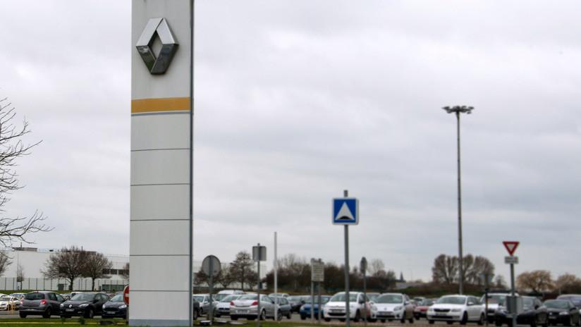 Renault suspende a 1.500 operarios en Argentina por la crisis económica