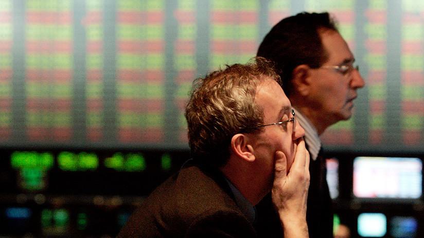 Las acciones de Argentina ceden hasta 7% en Wall Street