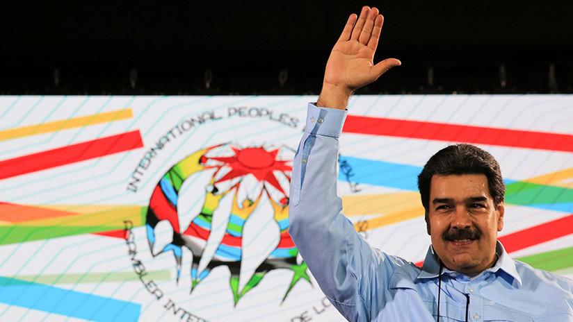 """Prepárense para una gran derrota"": Maduro desestima 'paro sindical' anunciado por Guaidó"