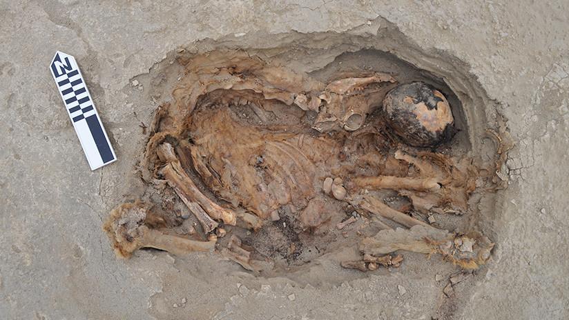 Publican detalles del mayor sacrificio ritual infantil en el Nuevo Mundo (FOTOS)