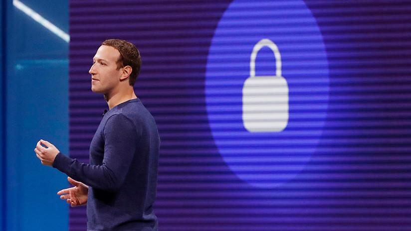 Zuckerberg anuncia que reorientará Facebook hacia el cifrado y la privacidad