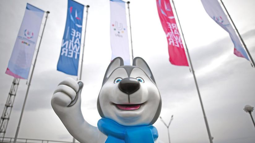 La ciudad rusa de Krasnoyarsk alberga la 29.ª edición de los Juegos Universitarios de Invierno