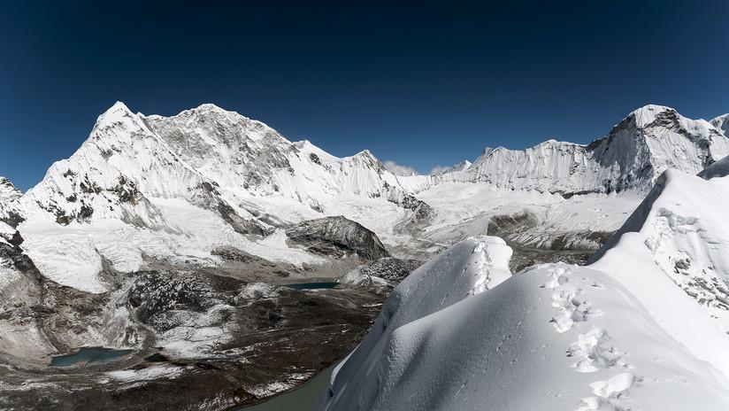 Una perra callejera se encariña con alpinistas y se convierte en la primera en conquistar el Himalaya (FOTOS)