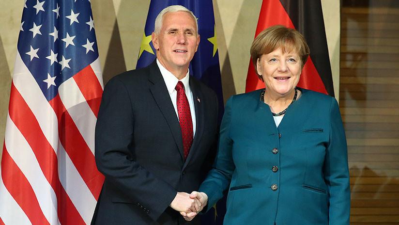 Bloomberg: Merkel rehusó provocar a la Armada rusa en el estrecho de Kerch tal y como le sugirió EE.UU.