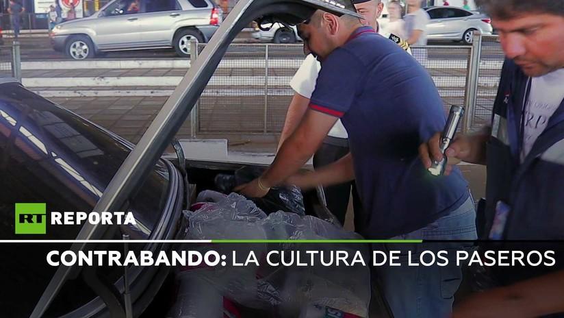 """En la frontera de Paraguay, donde la palabra vale más que los papeles: """"Perder la mercadería te puede costar la vida"""""""
