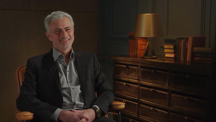 Mourinho regresa a RT para comentar la Liga de Campeones de la UEFA 2019