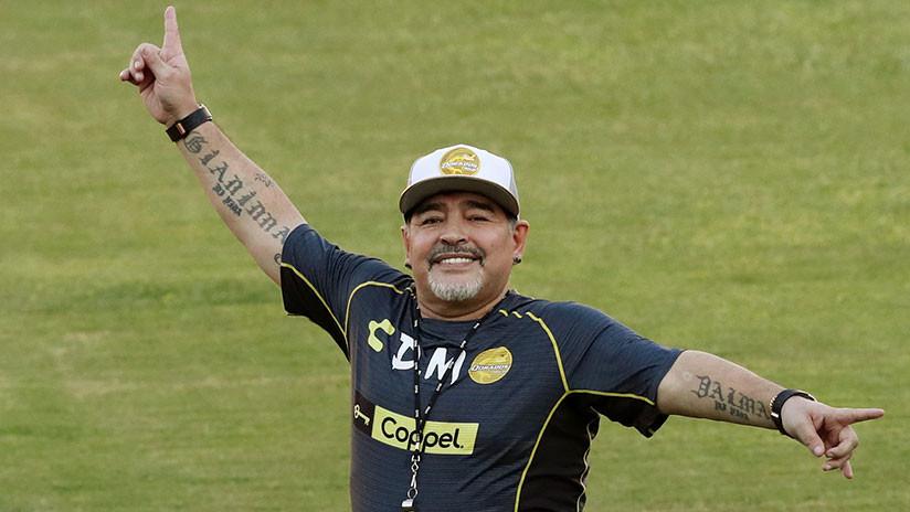 Maradona tiene tres hijos más en Cuba y piensa reconocerlos