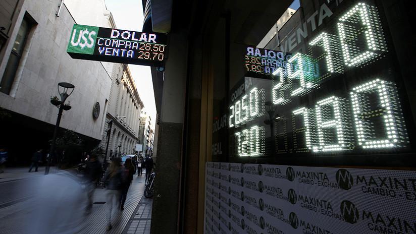 """El FMI dice que Argentina es """"más débil que otros países emergentes"""""""