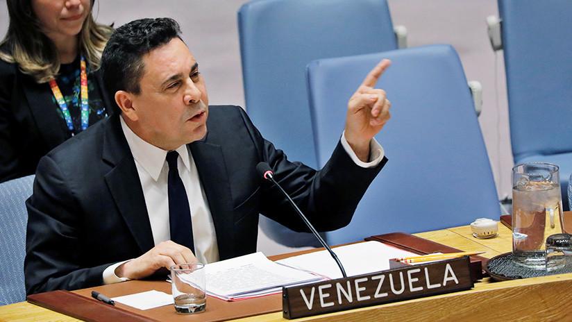 Venezuela denuncia que EE.UU. confiscó su dinero para pagar bonos emitidos por PDVSA y otras petroleras