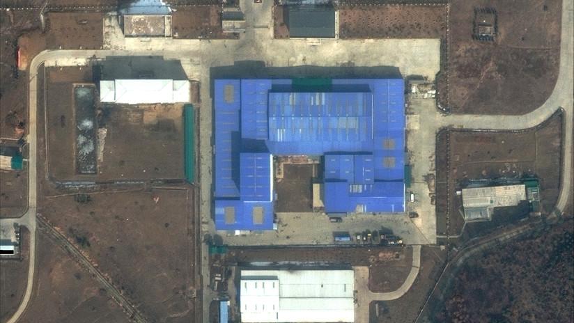 Imágenes por satélite indican que Pionyang podría preparar el lanzamiento de un misil o cohete espacial