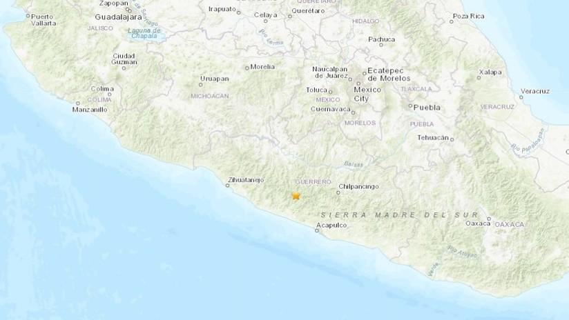 Un sismo de magnitud 5,1 sacude el suroeste de México y se siente en Ciudad de México