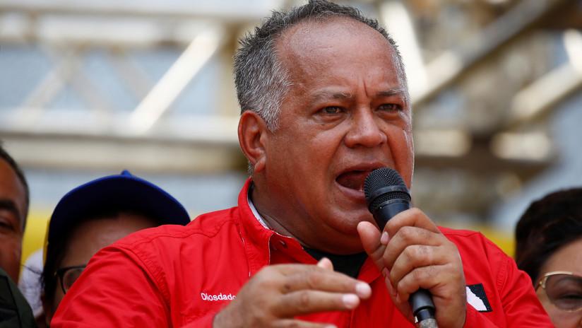 Diosdado Cabello anuncia que se recuperó el 70% del servicio eléctrico de luz