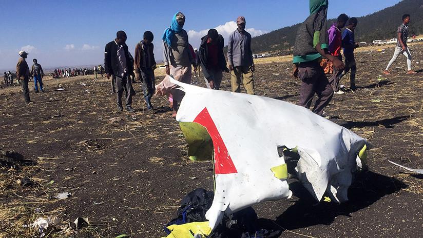 A bordo del avión estrellado en Etiopía había miembros de ACNUR y otros afiliados a la ONU