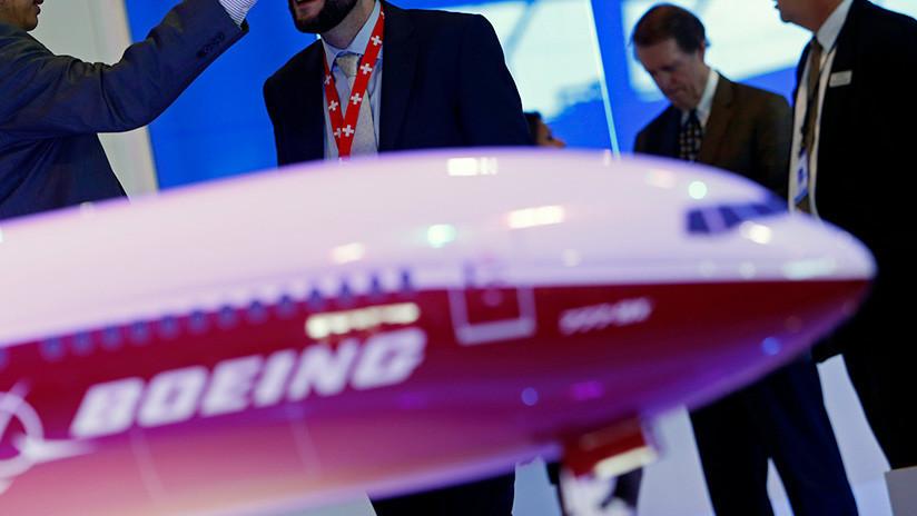 Boeing pospone el lanzamiento del avión 777X tras el accidente aéreo en Etiopía