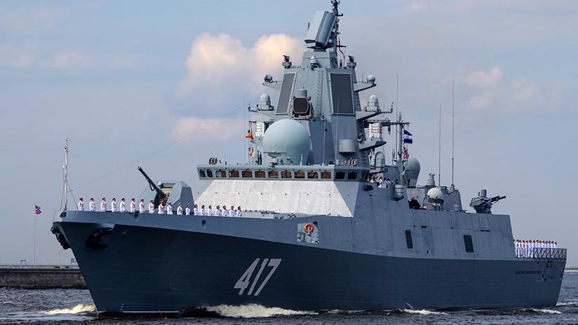 """VIDEO: Prueban un dispositivo militar ruso temido por los medios británicos por sus efectos """"alucinógenos"""""""