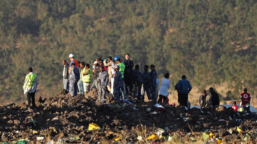 Varios pasajeros escapan de la muerte por minutos tras perder el vuelo ET302 de Ethiopian Airlines