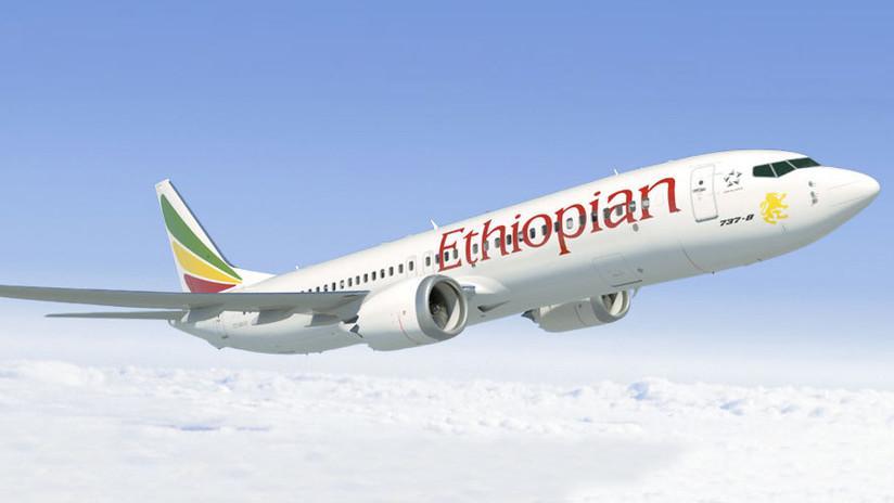 Ethiopian Airlines suspende todos los vuelos de sus Boeing 737 MAX 8