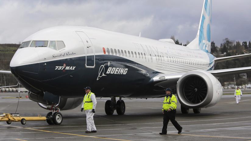 Aerolíneas de todo el mundo suspenden vuelos del Boeing 737 MAX 8