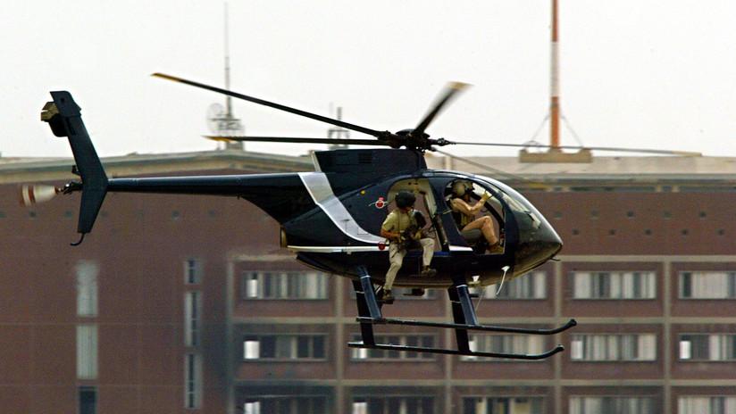 Fundador de la contratista militar Blackwater propone privatizar la guerra de Afganistán con mercenarios