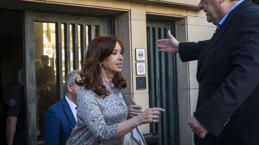 """Procesan a Cristina Kirchner por """"ocultamiento de documentos históricos"""""""