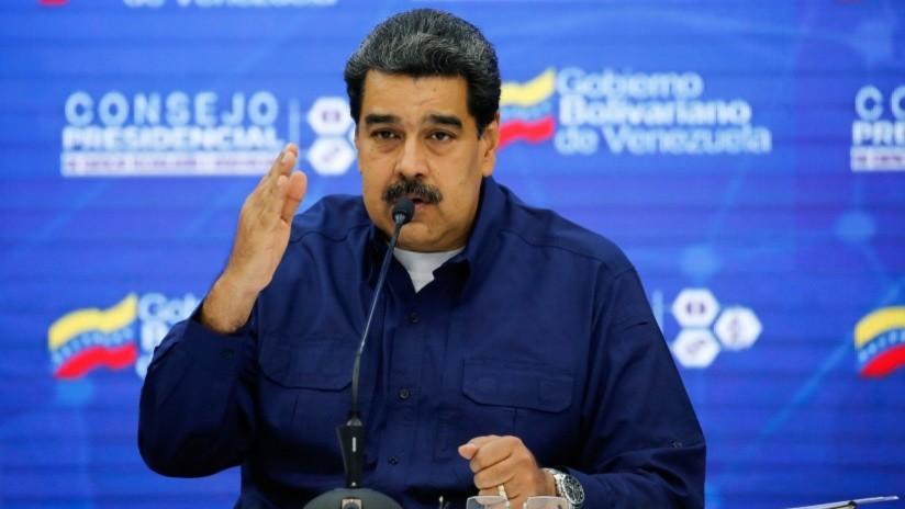 """Maduro sobre crisis eléctrica: """"El Gobierno de EE.UU. ordenó este ataque"""""""