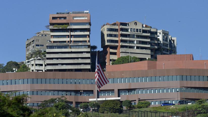EE.UU. retira todo el personal diplomático restante de Venezuela
