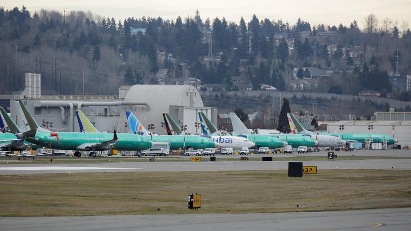 Boeing actualizará el 'software' de sus aviones 737 MAX tras sufrir dos accidentes mortales en cuatro meses