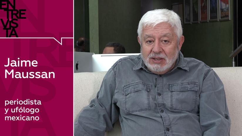 Ufólogo mexicano relata su versión sobre la existencia de extraterrestres y la postura del hombre respecto a otras formas de vida