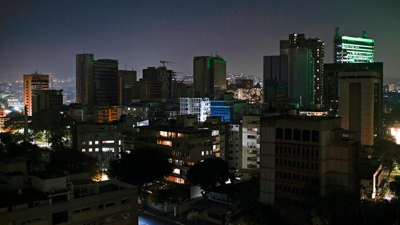 MINUTO A MINUTO: Últimas noticias sobre el apagón en Venezuela