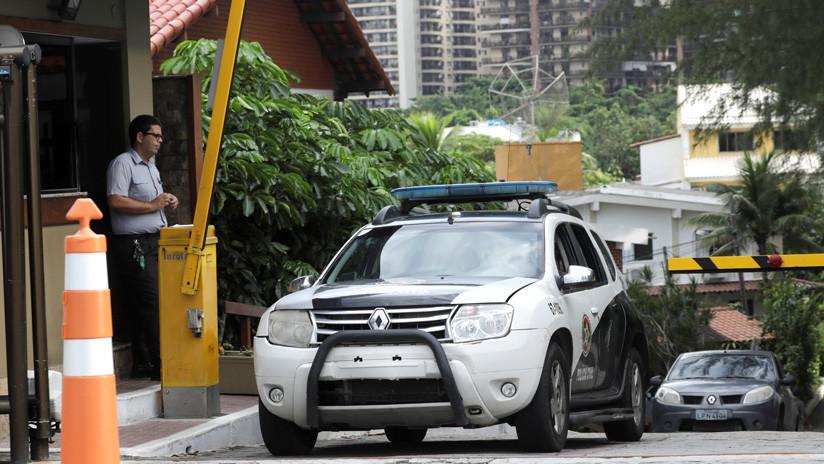 Detienen en Río de Janeiro a dos policías sospechosos del asesinato de la concejala Marielle Franco y su chófer