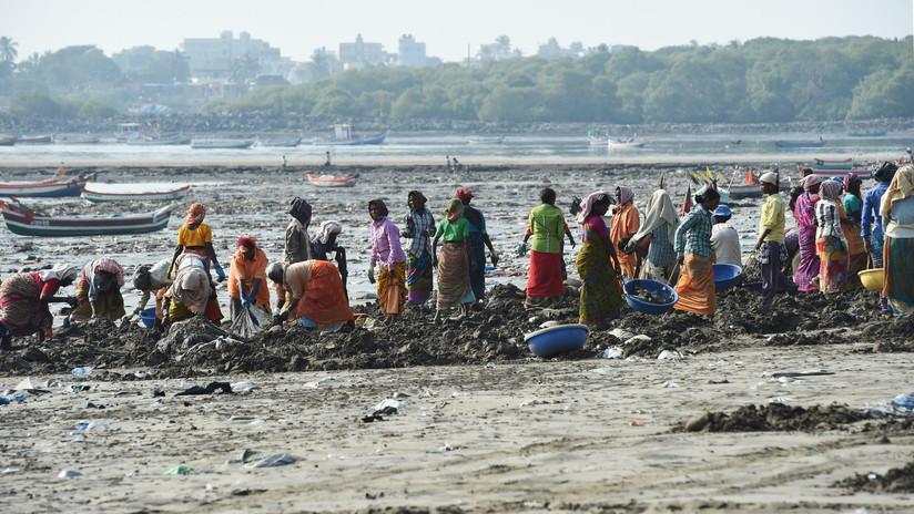 El desafío viral que reta a limpiar lugares llenos de basura para luego mostrar el resultado (FOTOS)