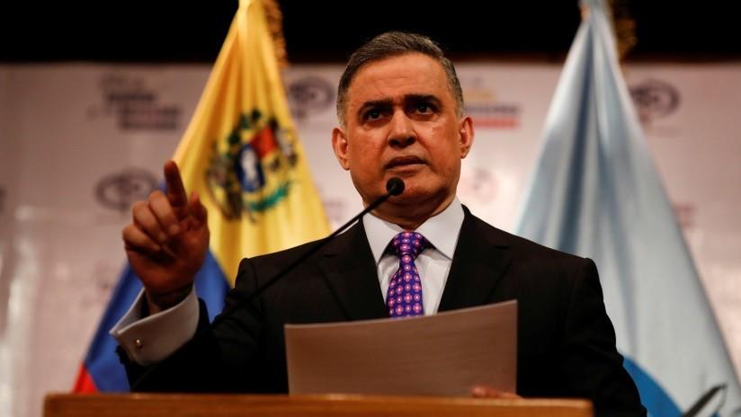 """Fiscalía venezolana abre investigación contra Guaidó por supuesta participación en el """"sabotaje"""" eléctrico"""