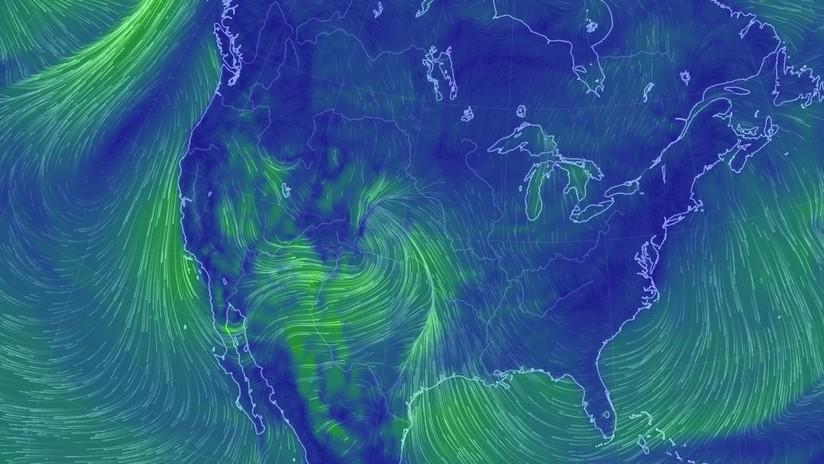 Una 'bomba ciclónica' amenaza al centro de EE.UU. con nieve, inundaciones y vientos huracanados