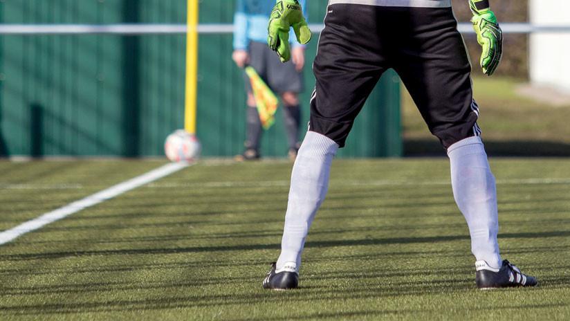 VIDEO: Quizá este sea el gol más insólito que vea esta temporada