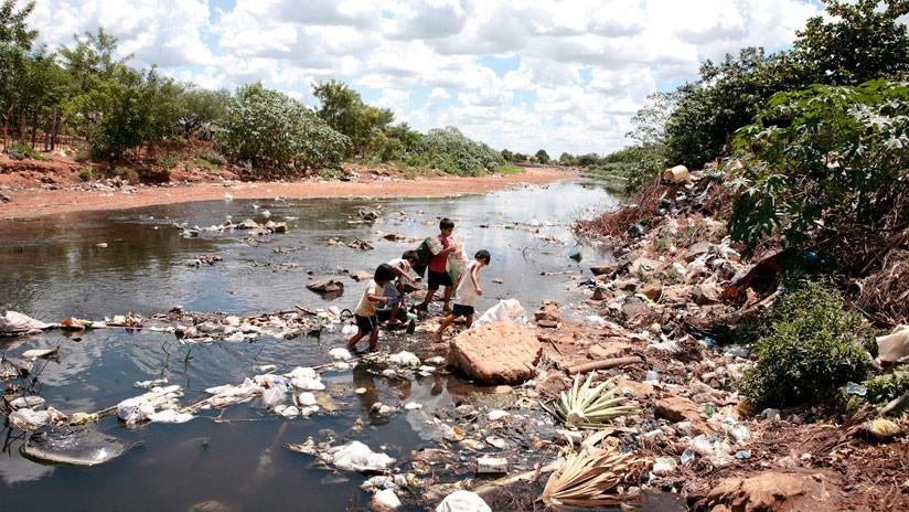 """Declaran a la ciudad de Asunción en """"emergencia ambiental"""" por la gran cantidad de basura"""
