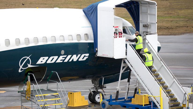 """Boeing tiene """"plena confianza"""" en la seguridad de los 737 MAX pero apoya la suspensión temporal de vuelos de toda su flota"""